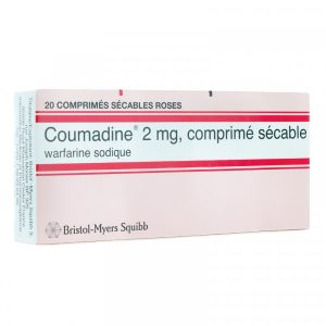 Thuốc Coumadine 2 mg