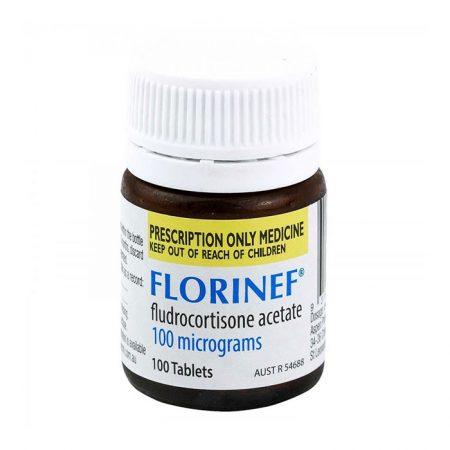 Thuốc Florinef 100mcg