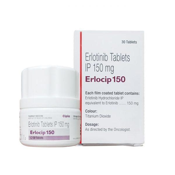 Thuốc Cipla Erlocip 150mg