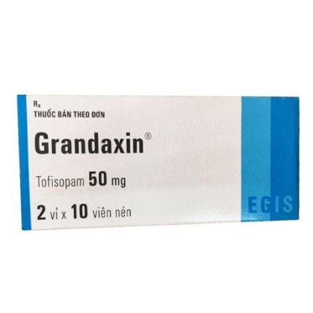 Thuốc Grandaxin 50mg