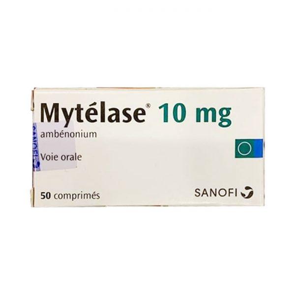 Thuốc Sanofi Mytelase 10mg