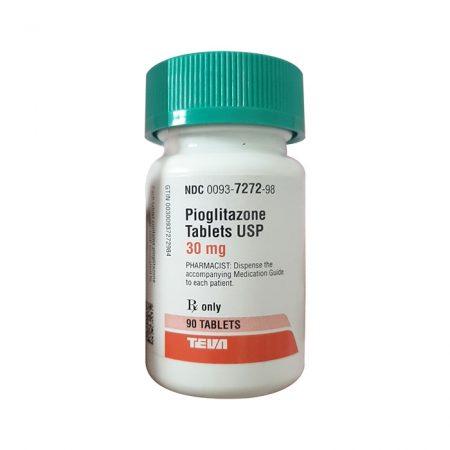 Thuốc Teva Pioglitazone 30mg