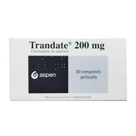 Thuốc Trandate 200mg