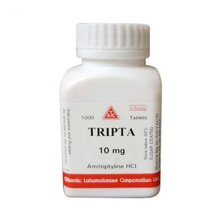 Thuốc trầm cảm Atlantic Tripta 10mg