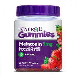 Kẹo Natrol Gummies Melatonin