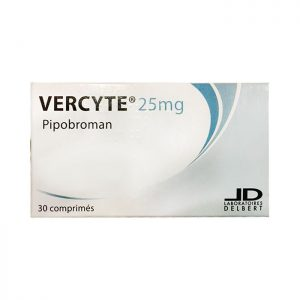 Thuốc Vercyte 25mg