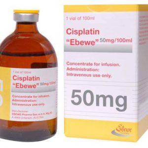 Thuốc Cisplatin Ebew