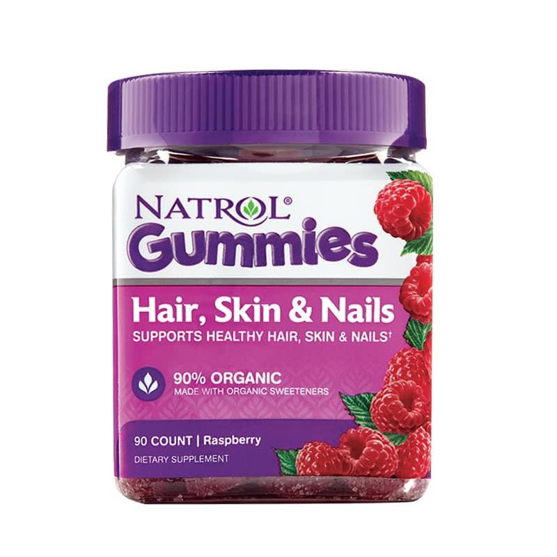 Gummies Hair, Skin, Nails