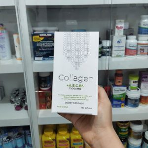 Collagen +AEC B5 12000mg USA