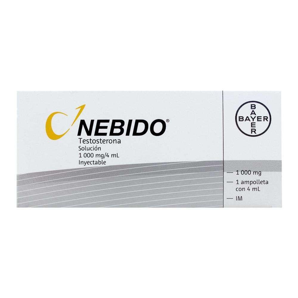 Thuốc Nebido 1000mg/4ml