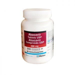 Thuốc Mylan Abacavir Tablets USP 300mg