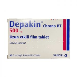 Depakine 500mg Chrono BT