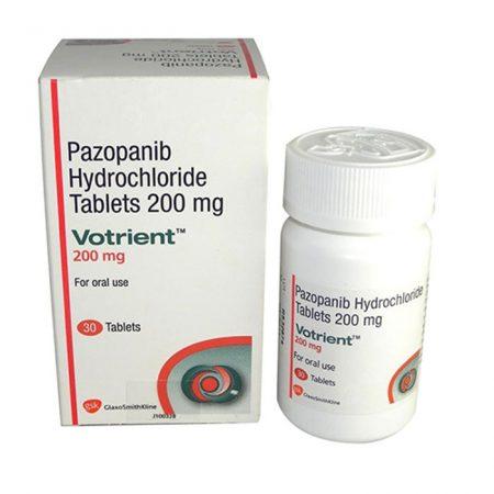 Thuốc ung thư GSK Votrient 200 mg