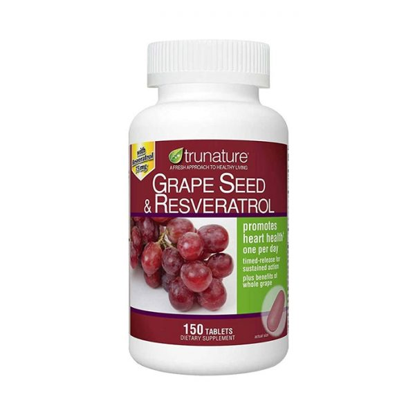 Trunature Grape Seed Resveratrol