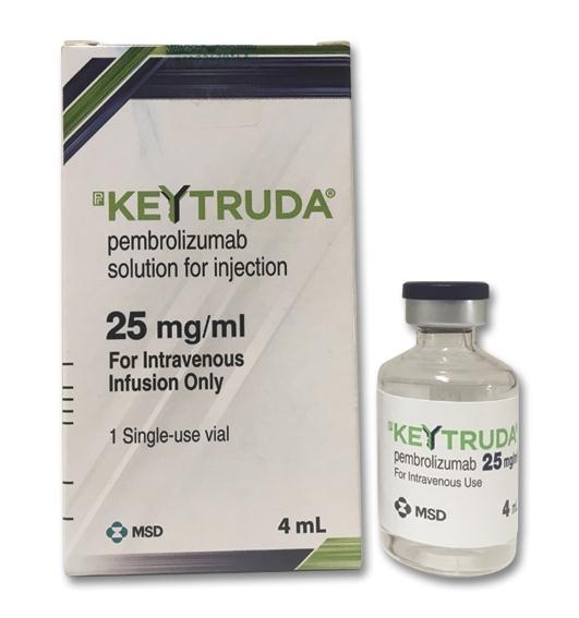 Thuốc Keytruda