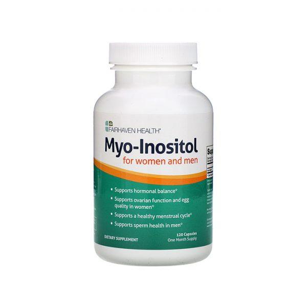 Fairhaven Health Myo-Inositol For Women And Men
