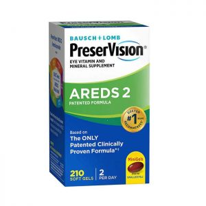 Bausch & Lomb Preservision Areds 2