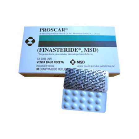 PROSCAR finasteride MSD 5mg