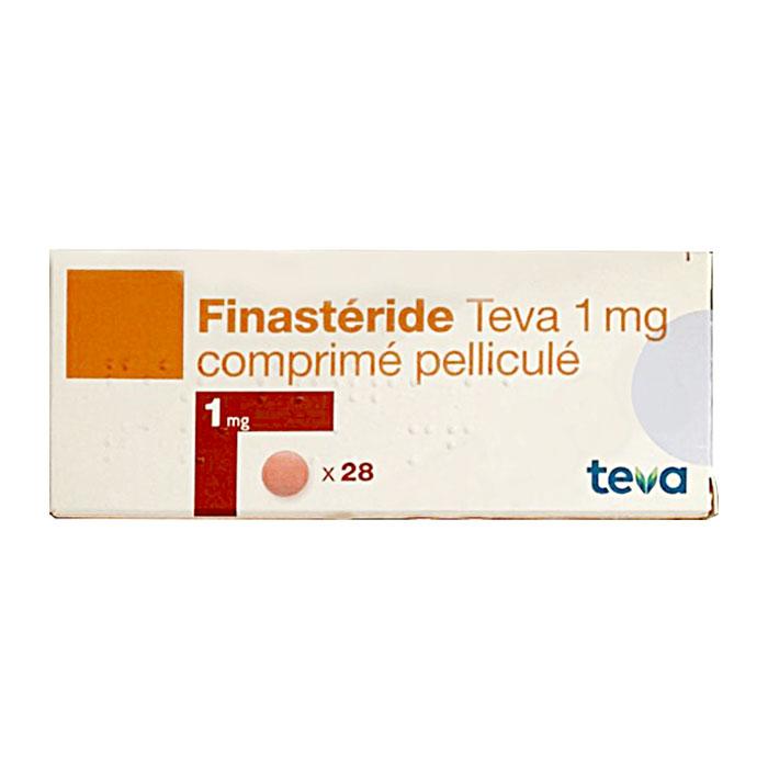 Thuốc Finasteride Teva 1mg