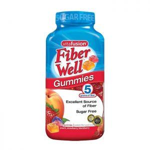Kẹo dẻo bổ sung chất xơ Vitafusion Fiber Well Gummies