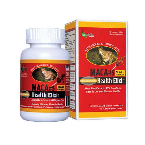 Maca#5 Health Elixir