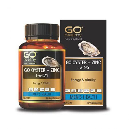 Tinh Chất Hàu Go Healthy Go Oyster Plus Zinc