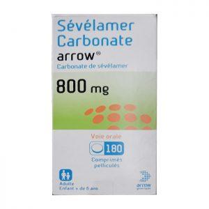 Thuốc Arrow Sevelamer Carbonate 800mg