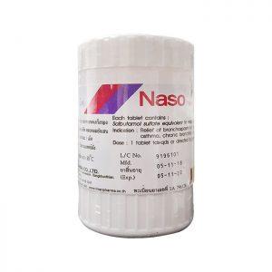 Thuốc NASO Salbutamol 2mg
