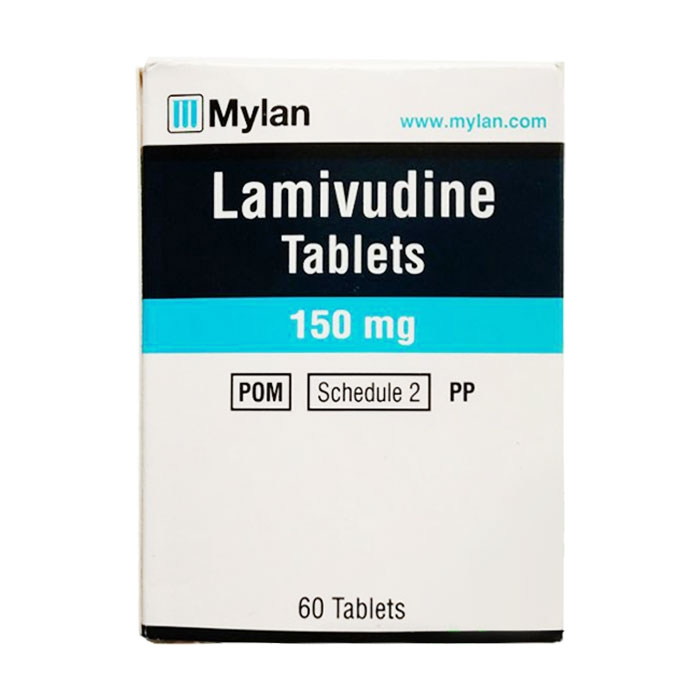 Thuốc Mylan Lamivudine 150mg