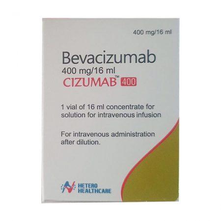 Thuốc ung thư Hetero Cizumab 400 Bevacizumab 400mg/16ml