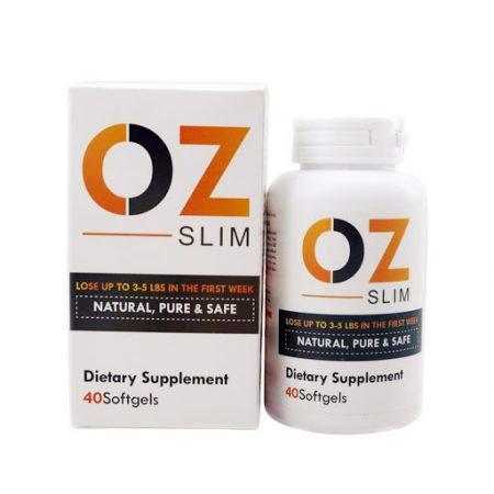 Viên uống giảm cân OZ Slim USA