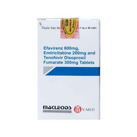 Thuốc ARV Macleods EET