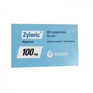 Thuốc Zyloric 100mg