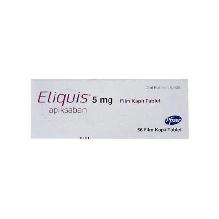 Thuốc Eliquis 5mg