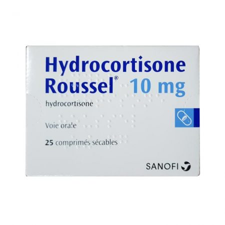 Thuốc Hydrocortisone Roussel 10mg