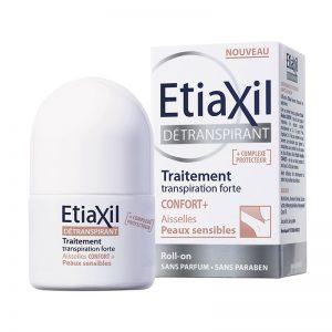 Lăn khử mùi Etiaxil Détranspirant Traitement Confort