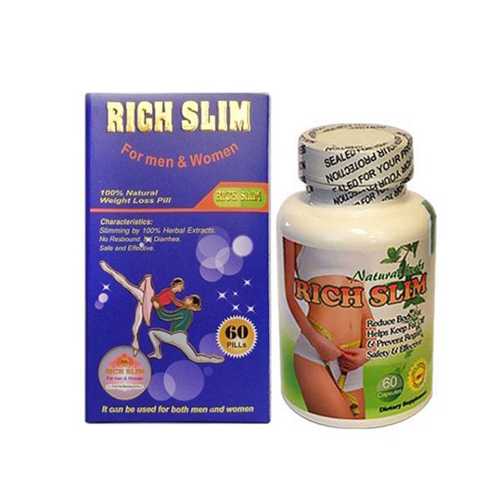 Viên uống giảm cân Rich Slim USA