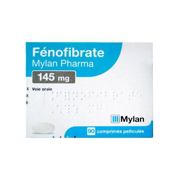 Thuốc Mylan Fenofibrate 145mg