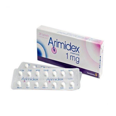 Thuốc Arimidex 1mg