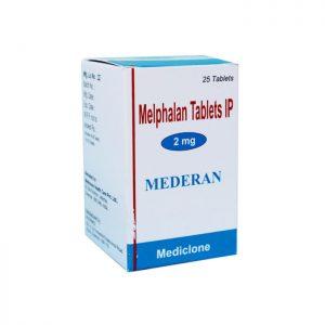 Thuốc Mediclone Mederan Melphalan 2mg