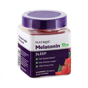 Natrol Gummies Melatonin 10mg