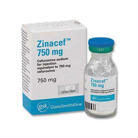 Thuốc Zinacef 750mg