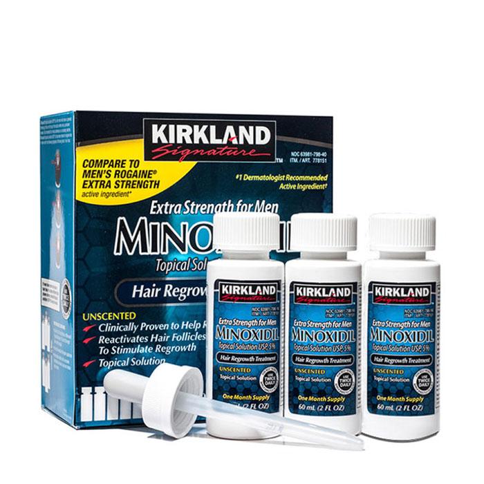 Kirkland Minoxidil Extra Strength For Men