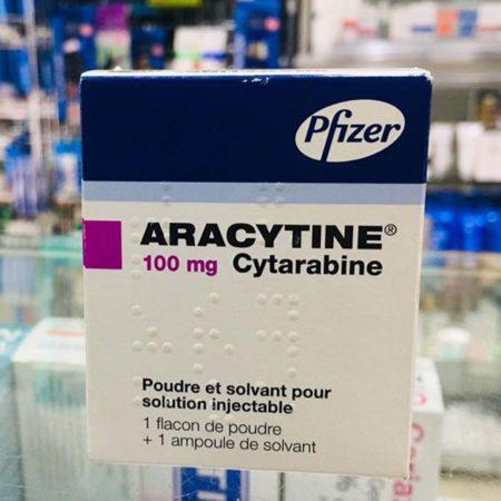 Thuốc Aracytine 100mg