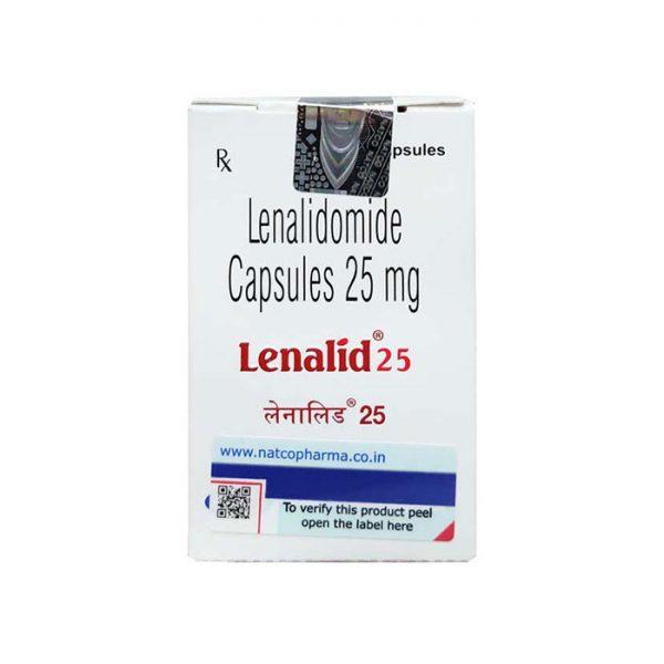 Thuốc Natco Lenalid 25mg