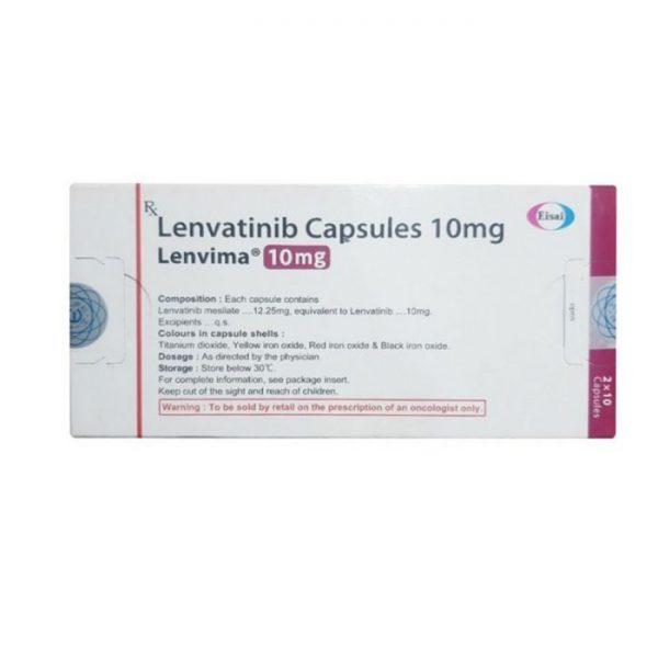 Thuốc Lenvima 10mg