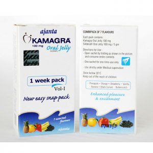 Thuốc Kamagra Oral Jelly 100mg Vol 1