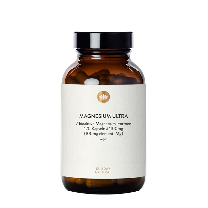 Sunday Natural Magnesium Ultra