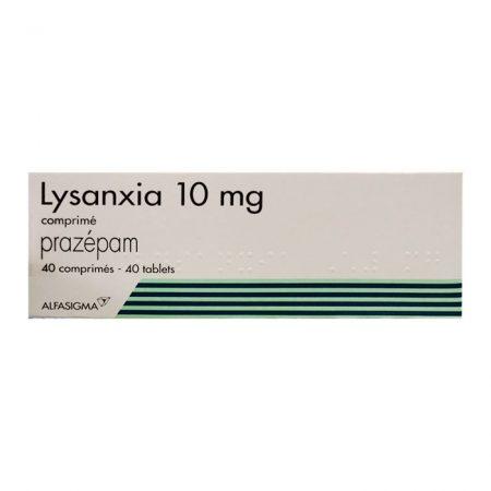 Lysanxia 10mg 40 viên